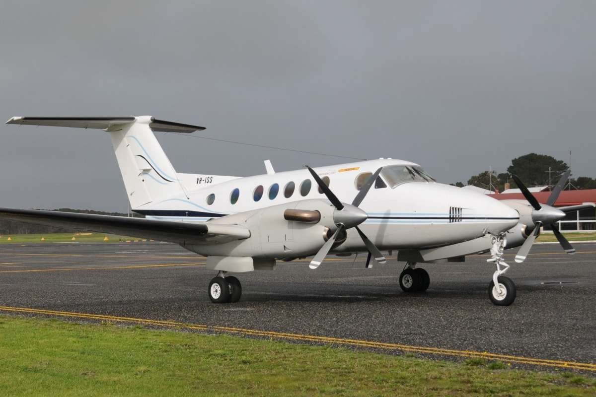 Beechcraft Kingair B200